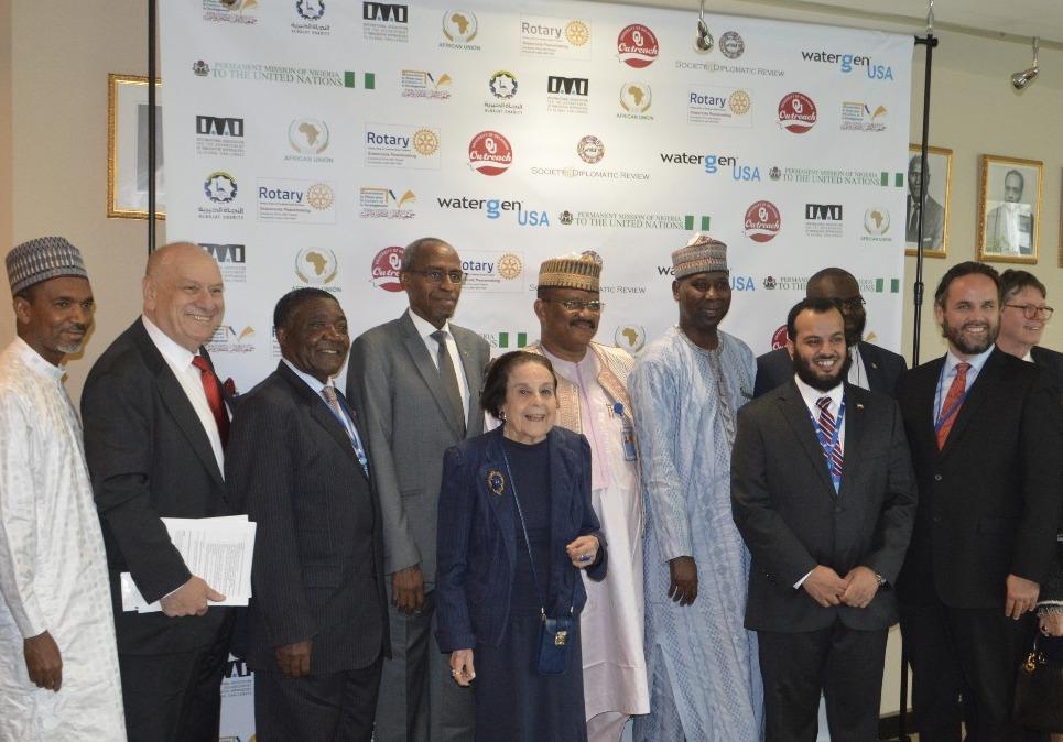 SDGsImplementation LakeChadBasin AUPermanenetMissionUNNY ambassadorsandorganizers 2